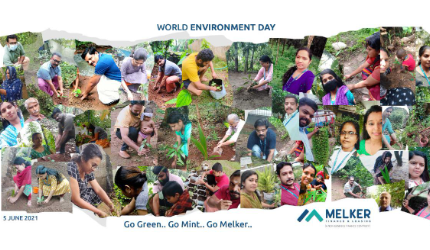 World Environment Day 2021 - Team Melker