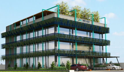 New Corporate office MELKER HOUSE to be inaugurated early next year at NH 47 Byepass (Kuttanellur), Thrissur.